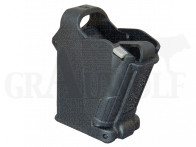 MAGLULA UpLULA™ Universal Pistolen Magazinladehilfe Kaliber 9 mm - .45 schwarz