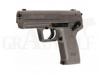 Röhm Gas und Signal Pistole Icon Grey 9 mm Knall 9-Schüssig
