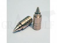 .364 / 9,3 mm 165 gr / 10,7 g (9,3x72R) Wi-La-Tech DSG Doppel-Scharfrand-Geschosse bleifrei 50 Stück