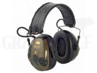3M Peltor SportTac WS Light elektronischer Gehörschutz Bluetooth
