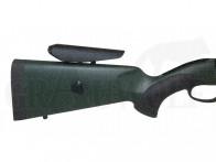 Kalix Teknik verstellbare Schaftrückenerhöhung für Tikka T3