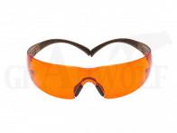 3M Schiessbrille SecureFit 400 orange
