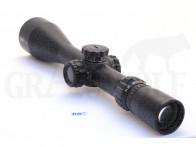 March Tactical  3-24x52 FFP Zielfernrohr FML bel. T1 Absehen 0.1 mil Klickverstellung