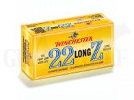 .22 lfb 29 gr / 1,8 g Winchester Zimmer Patronen 50 Stück