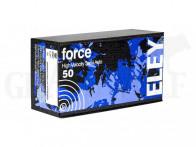 .22 lfb 42 gr / 2,7 g Eley Force für Selbstlader 50 Stück