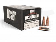 .277 / 7 mm 100 gr / 6,5 g Nosler AccuBond Geschosse 50 Stück