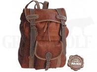 Akah Wander-Rucksack aus Yakleder