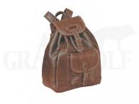 Rucksack aus Elchleder