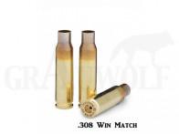 .308 Winchester Palma Peterson Cartridge Comp. Match SR Hülsen 50 Stück