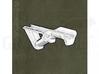 Magpul AR-15 AFG Angled Forend Grip Schwarz