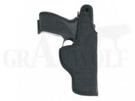 AKAH Gürtel-Holster Escort für Revolver Corduba