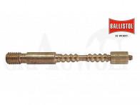 Ballistol Messing-Adapter für 3 Filzreiniger