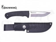 Browning Messer Pro Hunter schwarz