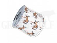 Design Klopapier Elk Uh Oh Toilettenpapier 3-lagig 200 Blatt