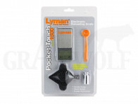 Lyman Pocket Touch Digital Waage 1500 grain