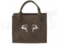 Shopper Hirsche Einkaufstasche