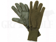 AKAH Handschuh Tanne mit Leder Größe M
