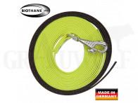 Akah BioThane® Flächensuchleine neongelb 7 m