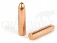 .262 / 6,65 mm 159 gr / 10,3 g Ballistix Academy Mantelgeschosse Open Tip Rundkopf Flat Base 50 Stück