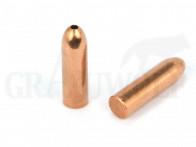 .321 / 8,15 mm 244 gr / 15,8 g Ballistix Academy Mantelgeschosse Open Tip Rundkopf Flat Base 50 Stück