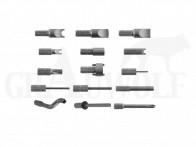 Wheeler Engineering 17-teiliger Erweiterungs-Büchsenmacher-Schraubendrehersatz