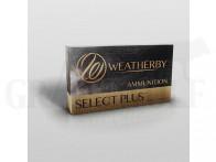 .378 Weatherby Magnum 270 gr / 17,5 g Weatherby Patronen Hornady Teilmantel Geschoss 20 Stück