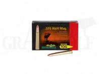.375 H&H 270 gr / 17,5 g Brenneke TOG Patronen 20 Stück