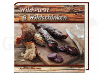 Buch Wildwurst und Wildschinken