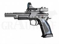 CZ 75 TS Pistole Tactical Sport Czechmate 9 mm Luger