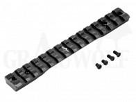 EAW Picatinny Schiene Mod. 83 Stahl Mercury 870 lang