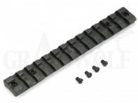 EAW Picatinny Schiene Stahl Sauer 80 / 90 Normalsystem
