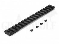 EAW Picatinny Schiene Stahl Sauer 80 / 90 Magnumsystem