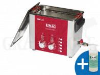 EMAG Emmi-D30 Ultraschallreiniger mit Ablaufhahn