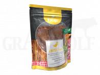 Fleischstreifen Ente für Hunde 150 g
