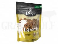 Fleischwürfel Lamm für Hunde 125 g