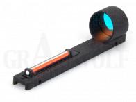 Flintenvisier Easy Hit PXS 2000 Ringdot Laufschiene 5,5 - 12 mm
