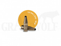 *Testpack* .224 / 5,6 mm 50 gr / 3,2 g Fox Classic Hunter Bleifrei Geschosse 15 Stück
