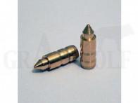 .224 / 5,6 mm 43 gr / 2,8 g Wi-La-Tech DSG Doppel-Scharfrand-Geschosse bleifrei Hornet 50 Stück