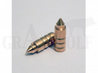 .224 / 5,6 mm 46 gr / 3,0 g Wi-La-Tech DSG Doppel-Scharfrand-Geschosse bleifrei 50 Stück