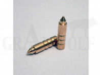 .227 / 5,77 mm 68 gr / 4,4 g Wi-La-Tech DSG Doppel-Scharfrand-Geschosse bleifrei 50 Stück