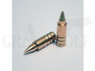.270 / 7 mm 100 gr / 6,5 g Wi-La-Tech DSG Doppel-Scharfrand-Geschosse bleifrei 50 Stück