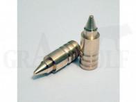 .366 / 9,3 mm 180 gr / 11,7 g Wi-La-Tech DSG Doppel-Scharfrand-Geschosse bleifrei 50 Stück