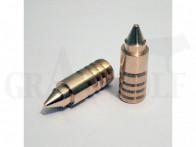 .423 / 10,75 mm 292 gr / 18,9 g Wi-La-Tech DSG Doppel-Scharfrand-Geschosse bleifrei 50 Stück