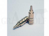 .243 / 6 mm 65 gr / 4,2 g Wi-La-Tech DSG Doppel-Scharfrand-Geschosse bleifrei 50 Stück