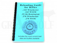 Gun Guides Wiederladebuch für .243 Win / WSM;  .25-06 Remington & .270 Remington / WSM