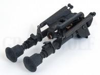 Harris Bipod Serie S BRM 15-23 cm Rastenverstellung bewegliche Basis