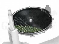 Hornady (398721) Handzündhütchensetzer Deckel Zündhütchenbehälter schwarz