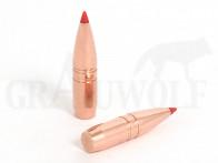*TestPack* .308 / 7,62 mm 125 gr / 8,1 g Hornady GMX Geschosse 15 Stück