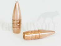 .284 / 7 mm 120 gr / 7,8 g ACP Copper-CNC Sidewinder Kupfer Hohlspitzgeschosse 50 Stück