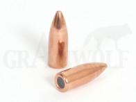 .264 / 6,5 mm 120 gr / 7,8 g Norma Vollmantel Geschosse 100 Stück